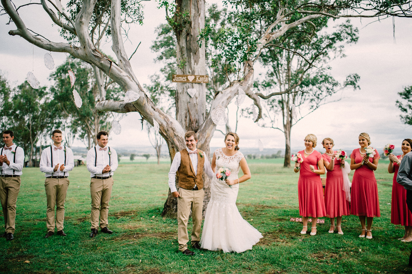 Kayla Amp James Beaudesert Farm Wedding Sophie Baker